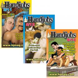 Handjobs Magazines