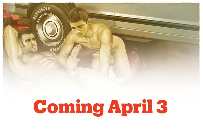 Coming Saturday April 3