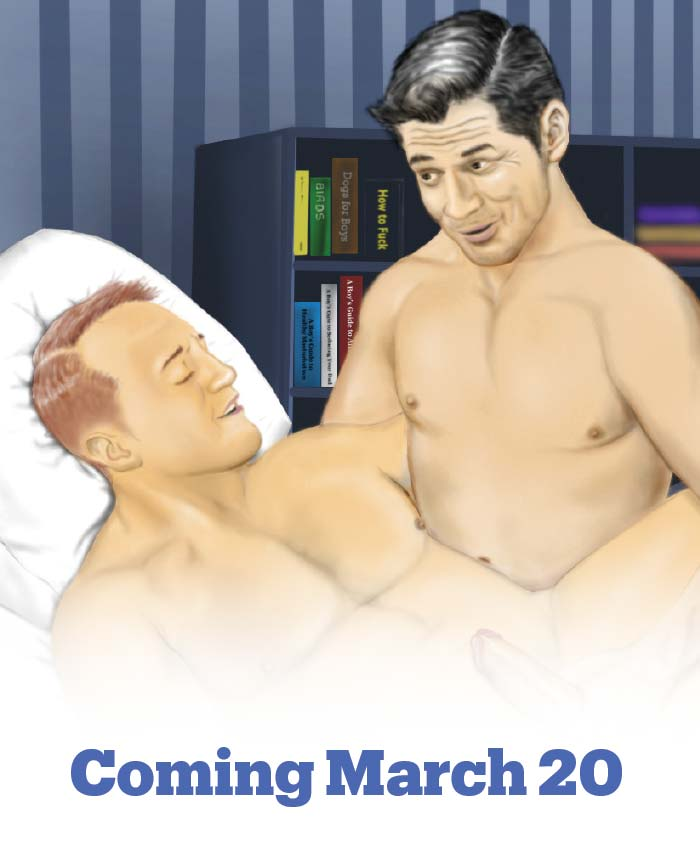 Coming Saturday March 20