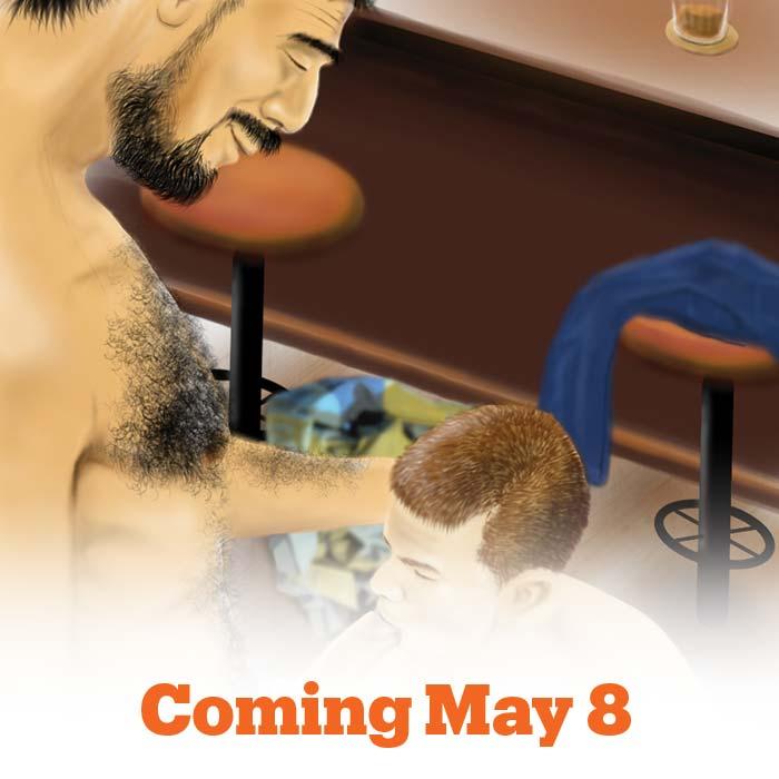 Coming Saturday May 8
