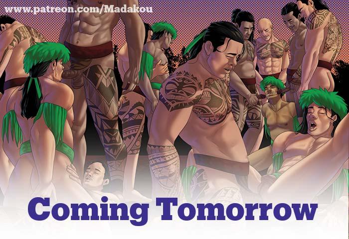 Coming Tomorrow Warriors of Ku part 2